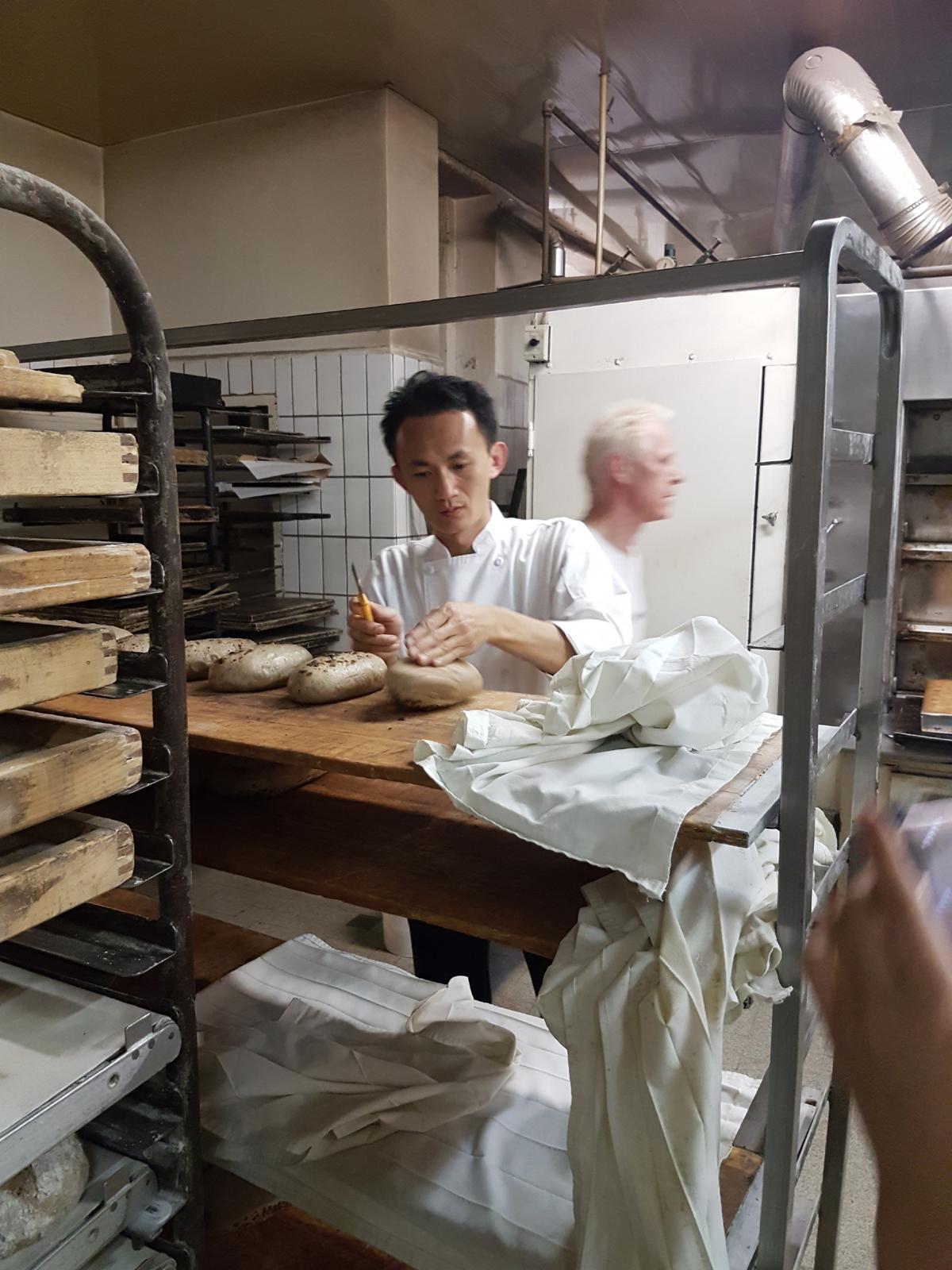 Baking Technique – Nick Vina Artisan Bakery