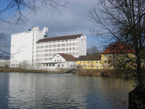engelke mill hildesheim - Flour Mill 2